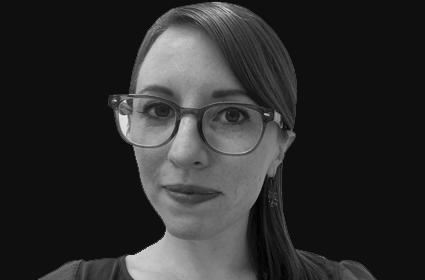 Profile of video editor Amber Krasinski