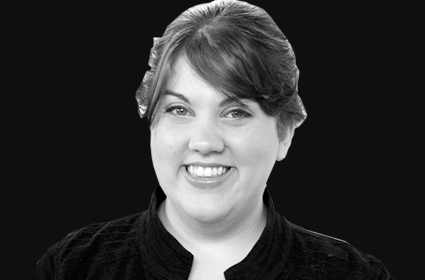 Profile of communications project manager Ellen Keeble